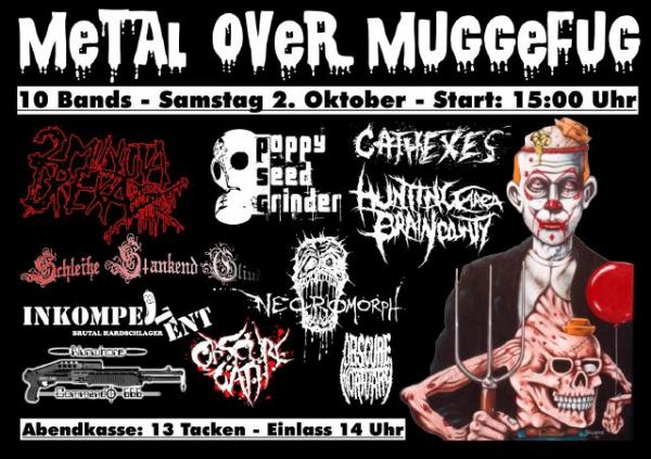 Metal over Muggefug